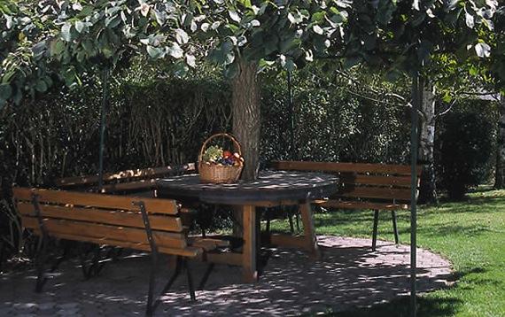 Bund lemgo homepage for Gartengestaltung um einen baum